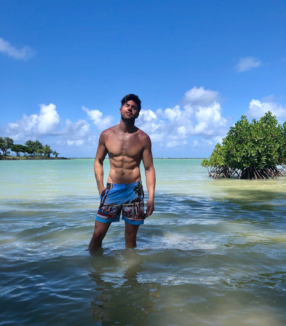 Mauritius with Orlebar Brown