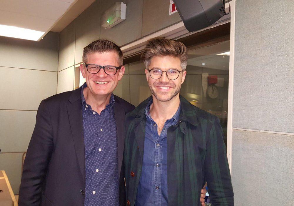 Darren Kennedy Interviewed on RTE Radio One