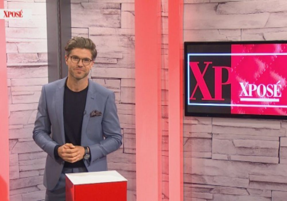 My Week co-hosting TV3's Xposé