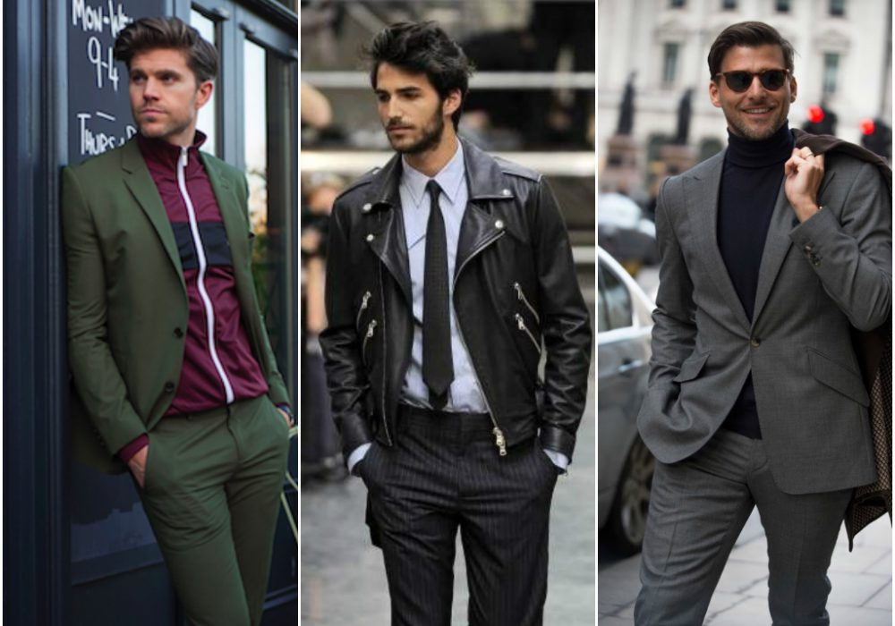 5 Ways to Dress Down a Suit This Fall
