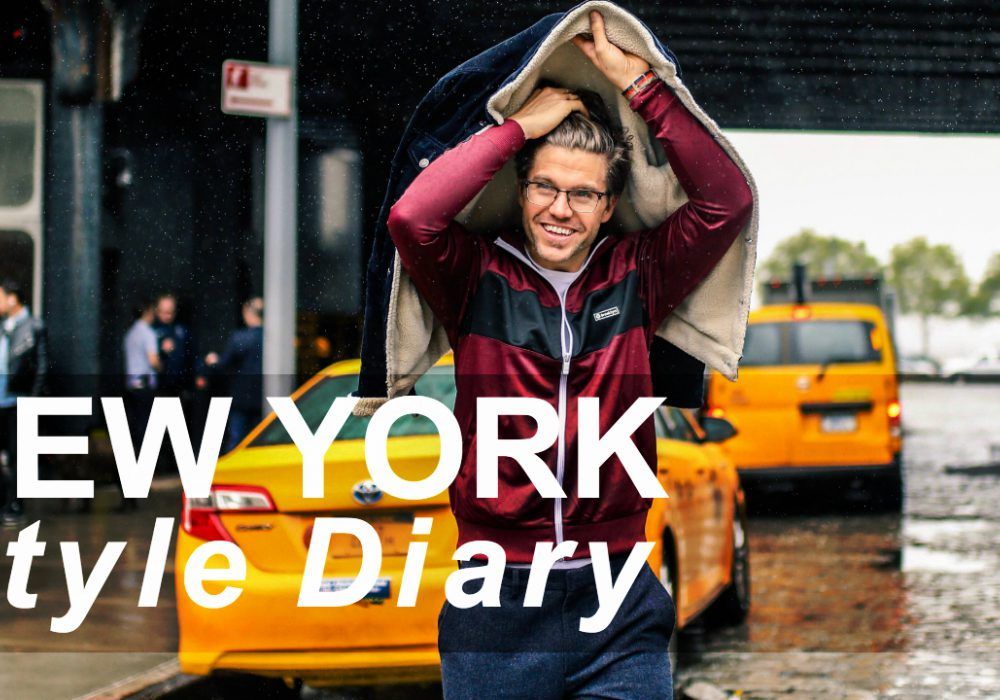 Autumn Style Diary New York City