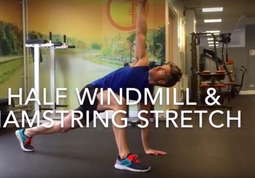 Gym Workout Routine - Leg Day