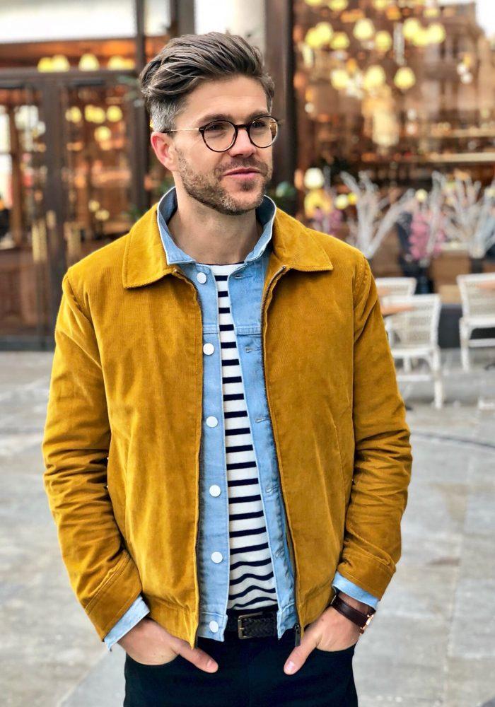 My London Fashion Week Men's Style Diary
